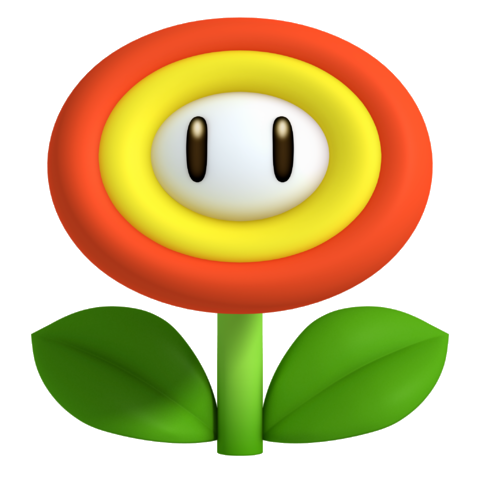 Fire Flower Mario