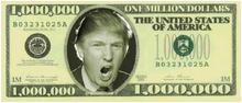 1'000'000 Trump copy