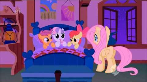 My Little Pony Friendship is Magic - Hush Now, Quiet Now (Fluttershy's Lullaby)