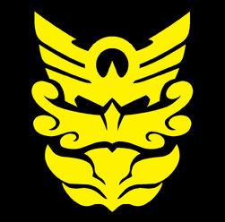Tensou Sentai Goseiger Symbol by Alpha Vector