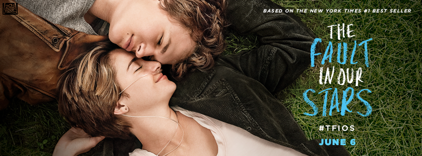 The Fault In Our Star (Film) Banner