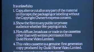 Guild Home Video ident 4