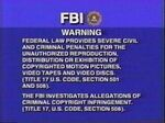 CTSP FBI Warning Screen 3d