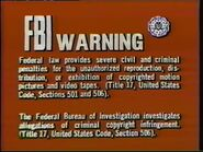 20th Century FOX FBI Warning Screen 1a