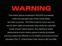 Anchor Bay Entertainment Warning -2