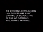 BBC Video Warning (1990)