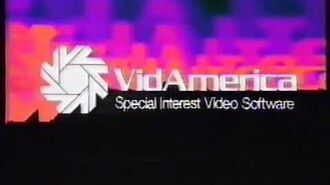 Opening to 49th Parallel 1984 VHS
