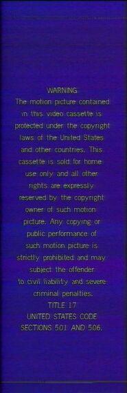 Media 1985 Warning