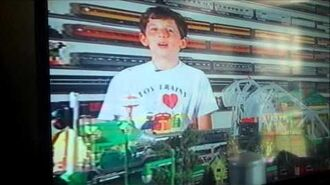 I Love Toy Trains 8 2000 VHS