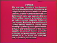 RCA-Columbia Pictures International Video Warning (1984) (S2)
