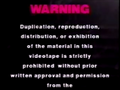 Viva Video Warning Screen 1a