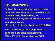 Goodtimes 1990 Warning