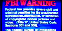Hanna-Barbera Home Video Warning Screen