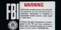Orion Home Video Warning