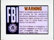 Warner Home Video Warning -1