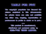 CBS FOX Warning 1982