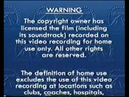 Paramount Home Entertainment UK Warning (2000) (Variant) (S1)