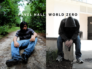 Pavel Hall World Zero Poster Smaller