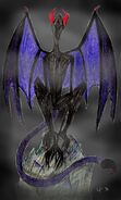 DarkShadows Night Gaunt