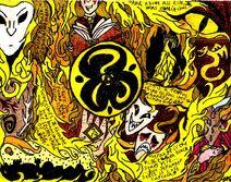 DarkShadows Screaming Yellow Madness