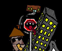 The Empty City-Panopticon RPG