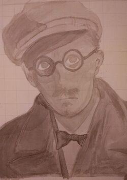 Camper James Joyce