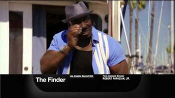 "The Finder 1x03 - ""A Cinderella Story"" Promo"