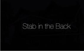 Stabintheback