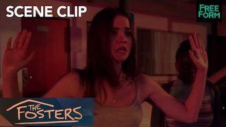 The Fosters Season 5, Episode 1 Callie And Diamond Escape Freeform
