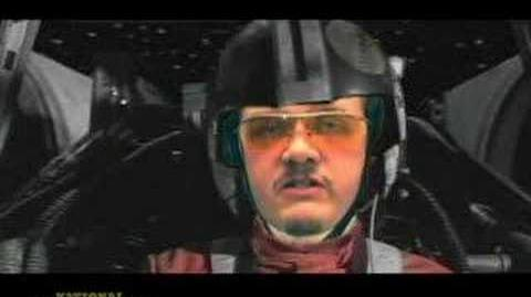 Star Wars X-Wing Pilots The Deleted Scene