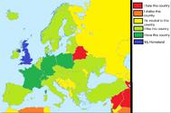 Countries i like