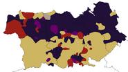 Ethnic Map - Kvemo Kartli