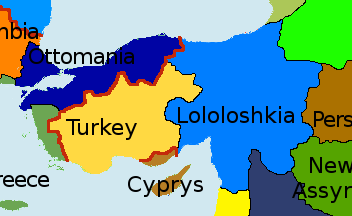Traditional borders of Lololoshkia