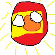 Sunariaball