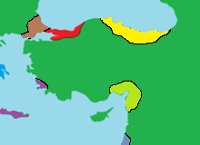 Anatolia(Mapping Game) Start4