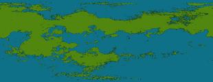 Map of Titan