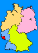 1946 Germany Occupation