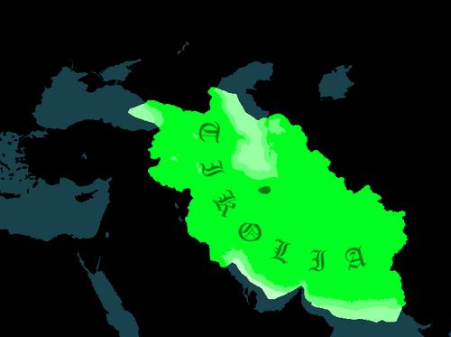 Map of Tikolia