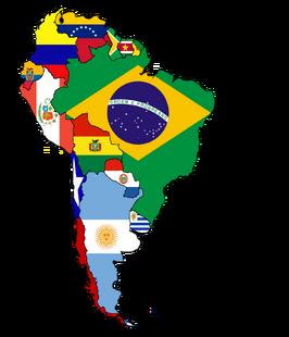 Southamericaflagmap9