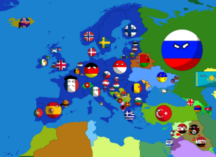 It's excellent's Europe