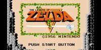 The Legend of Zelda (VC)