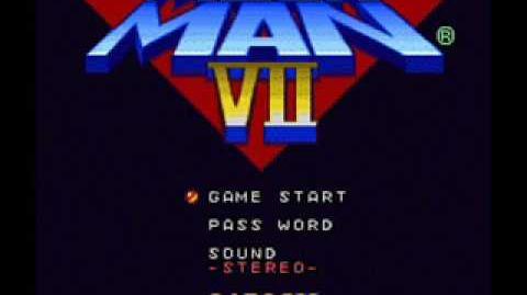 Mega Man 7 - Intro Stage