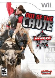 Out Of The Chute Box Art