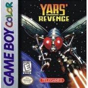 Yars Revenge GBC Box Art