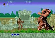 Altered Beast Gameplay