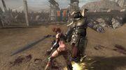 Golden Axe Beast Rider Gameplay