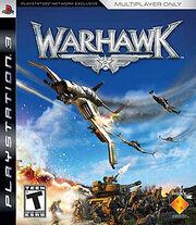 Warhawk PS3 Box Art
