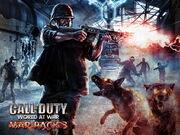 Call Of Duty - World At War Map Pack 3 Logo