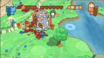 Classic Game Room HD - FAT PRINCESS for PS3 review
