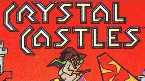 Classic Game Room - CRYSTAL CASTLES for Atari 2600 review